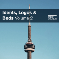 IDENTS, LOGOS & BEDS VOL. 2 – ENTERTAINMENT
