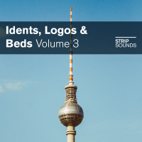 IDENTS, LOGOS & BEDS VOL. 3 – AMBIENT