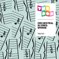 ORCHESTRAL SCORES: SPARSE